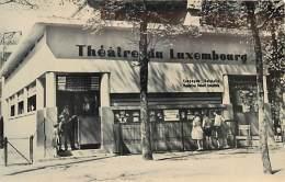 PIE-T-16 -1603 :  MARIONNETTES DE ROBERT DESARTHE JARDINS DU LUXEMBOURG PARIS