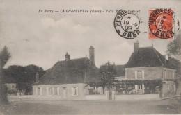 EN BERRY -18- LA CHAPELOTTE VILLA BERTON GUIBERT - France