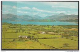 Loch Lomon And Ben Lomond  From DUNCRYNE - Panorama - General View - Argyllshire