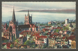 Carte Postale De  Lausanne - VD Waadt