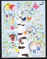 2011 Finland Miniature Sheet The Happiness Tree MNH **.