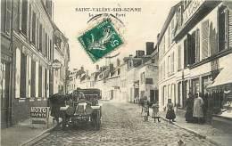 80 SAINT VALERY SUR SOMME - Rue De La Ferté - Saint Valery Sur Somme
