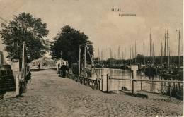 Memel-Kettenbrücke Robert Schmidt,Memel