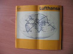 Lufthansa - Monde