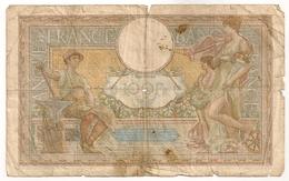 France 100 F Luc Olivier Merson 1939 - 1871-1952 Antiguos Francos Circulantes En El XX Siglo