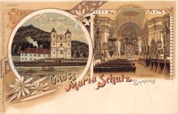 ¤¤  -  AUTRICHE  -  SEMMERING  -  Gruss Aus MARIA SCHUTZ   -  Oblitération   -  ¤¤ - Semmering