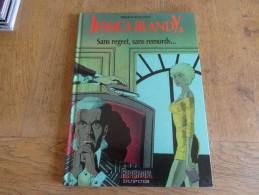 BD 1992 RENAULT - DUFAUX JESSICA BLANDY T8 Sans Regret, Sans Remords... - Ohne Zuordnung