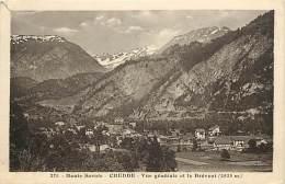 - Haute Savoie -ref-C87 - Chedde - Vue Generale - Carte Bon Etat - - Andere Gemeenten