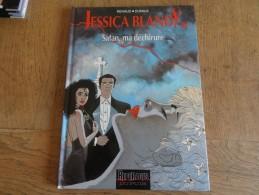 BD EO 1994 RENAULT - DUFAUX JESSICA BLANDY T10 Satan, Ma Déchirure - Ohne Zuordnung