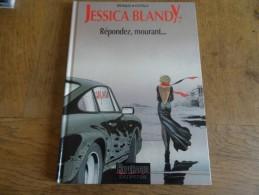BD 1992 RENAULT - DUFAUX JESSICA BLANDY T 7 Répondez, Mourant - Ohne Zuordnung