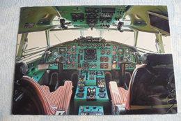 COCKPIT / TABLEAU DE BORD     MALEV   AIRLINE ISSUE   TU 154 - 1946-....: Modern Era