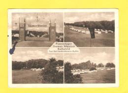 Postcard - Germany, Pionerlager Thomas Muntzer Rathsfeld    (V 29773) - Allemagne