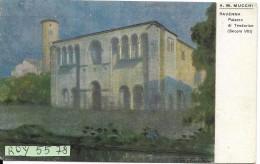 Emilia Romagna-ravenna Palazzo Di Teodorico (a.m.mucchi) - Ravenna