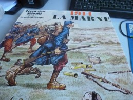 1914 LA MARNE Album De GEORGES BLOND - Weltkrieg 1914-18