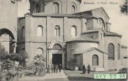 Emilia Romagna-ravenna S.vitale Esterno - Ravenna
