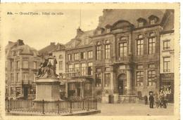 Ath Grand Place L'hotel De Ville - Ath
