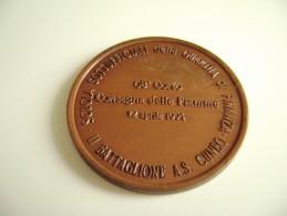 CUNEO  SCUOLA SOTTOUFFICIALI GUARDIA DI FINANZA  1994    MILITARE   MEDAGLIA  MED - Badges & Ribbons