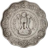 INDIA-REPUBLIC, 10 Paise, 1973, TTB, Aluminium, KM:27.1 - Indien