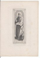 Religion, ST Johannes - Lithographies