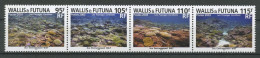 WALLIS  FUTUNA  2003 N° 597/600 **  Neufs = MNH Superbe Cote 10,50 € Faune Corail Fauna Animaux - Nuovi
