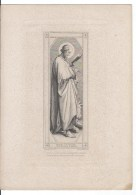 Religion, ST Lucas - Lithographies