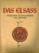 Revue Ancienne Das Elsass - Revues & Journaux