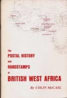 L102  - McCAIG  - POSTAL HISTORY BRITISH WEST AFRICA - Filatelia E Historia De Correos