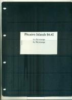 PITCAIRN SERIE COURANTE BATEAUX 1 CARNET DE 8 TIMBRES NEUFS