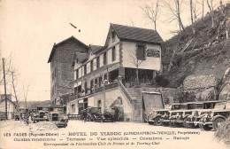 63 - PUY DE DOME - Les Fades - Hôtel Du Viaduc - France