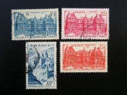 760-803-804-805  Monuments  Lot De 4  1948
