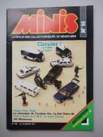 - MINIS. La Revue Des Collectionneurs De Miniatures. N°98 - GéGé, DS, GMC, Police Et Gendarmerie - - Magazines