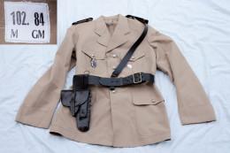 Tenue été Gendarme + Képi + Calot + Baudrier - Uniformes