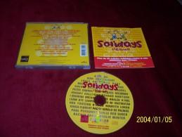 SOLIDAYS  L´ALBUM  °° 14 TITRES - Compilations