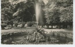 AVRANCHES - Le Bassin Du Jardin Des Plantes - Avranches