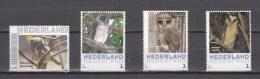 Nederland/Netherlands 2015,4V,23e Set,customized,RARE,owls.uilen,vogels,vögel,oiseaux,pajaros,,MNH/Postfris(D2371) - Owls