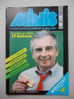 - MINIS. La Revue Des Collectionneurs De Miniatures. N°102 - J.P Beltoise, DS 21, Coccinelles, Peugeot, HO Norev  - - Magazines