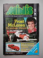 - MINIS. La Revue Des Collectionneurs De Miniatures. N°103 - Mc Laren Prost, 250 GTO, Testarossa, Coccinelles - - Magazines