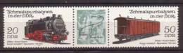 DDR , 1983 , Mi.Nr. W ZD 563 ( 2794 / Zf / 2795 ) ** / MNH