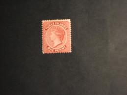 TURKS - 1867 REGINA  1 P. - NUOVO(+) - Turks E Caicos