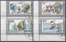 ALEMANIA-BERLIN 1990 Nº 829/32 USADO - [5] Berlín
