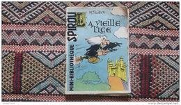 La Vieille Tige Mini Récit Bibliothèque 20 Spirou 1255 Tillieux édition Originale Gil Jourdan Félix César Monté - Spirou Magazine