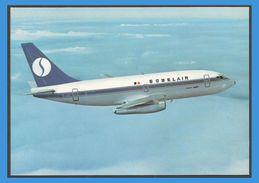 Sobelair - Aviation - Avion Boeing 737 - 1946-....: Moderne