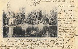 La Varenne-St-Hilaire (St Maur) - L'Ile D'Amour - Photo L.G. - Carte Précurseur - Saint Maur Des Fosses