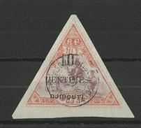 COTE DES SOMALIS - YVERT N°36 OBLITERE - COTE = 75 EURO - - Used Stamps