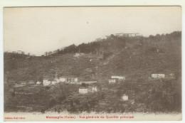 20  MOROSAGLIA  Vue Generale Du Quartier Principal - Autres Communes