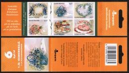 2001 Finland Booklet: Friendship MNH.