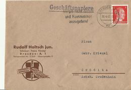 =DR CV 1942 - Storia Postale