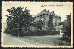 +++ CPA - BURST - Kerkstraat - Villa Dokter  // - Erpe-Mere
