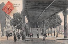 ¤¤  -    PARIS  -  Station Allemagne  -  Le Métropolitain   -  ¤¤ - Distretto: 19