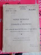 Notice Technique De Condute Et D'entretien De La Voiture De Liaison De 1/4 Tonne à 4 Roues Motrices (Willys Overmland) - Shop-Manuals